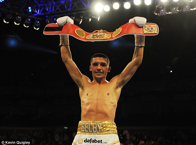 Selby IBF Champ